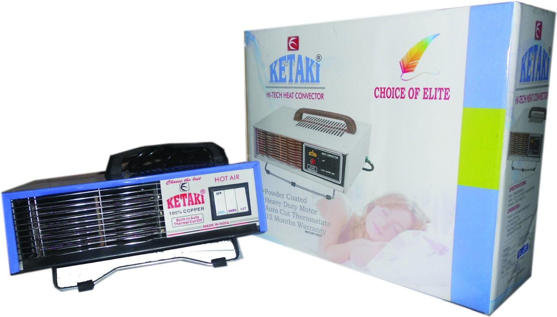 View Ketaki Bj Type Fan Room Heater Home Appliances Price Online(Ketaki)