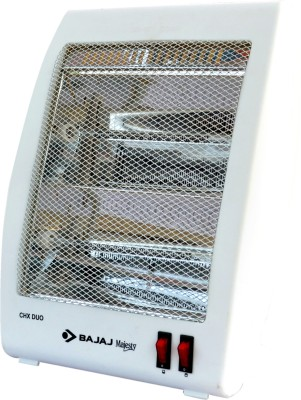 Bajaj Majesty CHX DUO Room Heater Carbon Heater CHX Duo Plus Carbon Room Heater