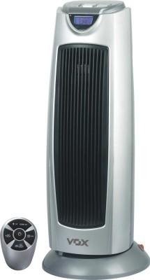 Vox PTC02 Ceramic with Remote Control Halogen Room Heater