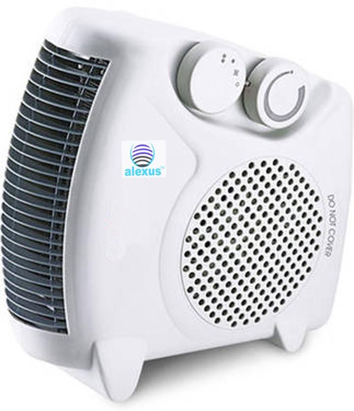 View Alexus ASF-830 HH-75 Fan Room Heater Home Appliances Price Online(Alexus)