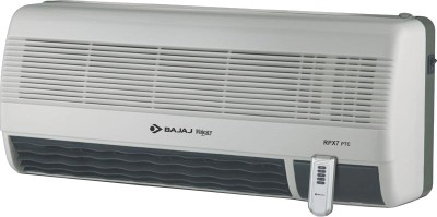 Bajaj Majesty RPX 7 PTC Wall Mount Fan Room Heater