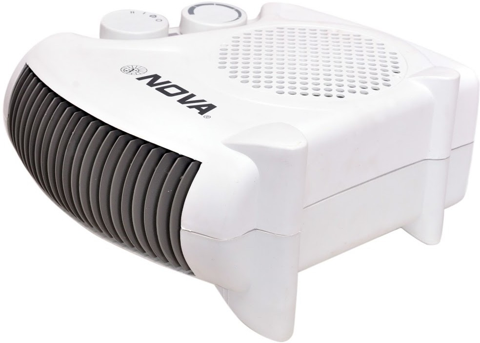 View Nova Super Warmer NH 1257 Superior Fan Room Heater Home Appliances Price Online(Nova)