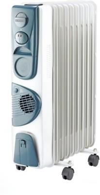 Usha Oil Filed Radiator 3211 F PTC Oil Filled Room Heater
