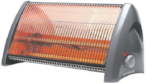 View Clearline 023 Quartz Room Heater Home Appliances Price Online(Clearline)