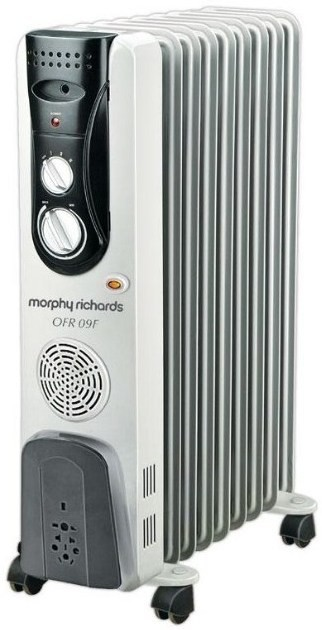 View MorphyRichards OFR 9F Oil Filled Room Heater Home Appliances Price Online(MorphyRichards)