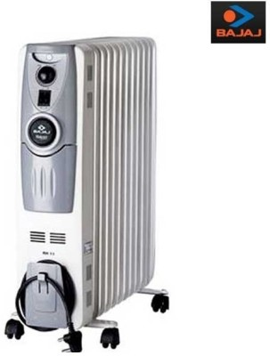 Bajaj RH11 Oil Filled Room Heater