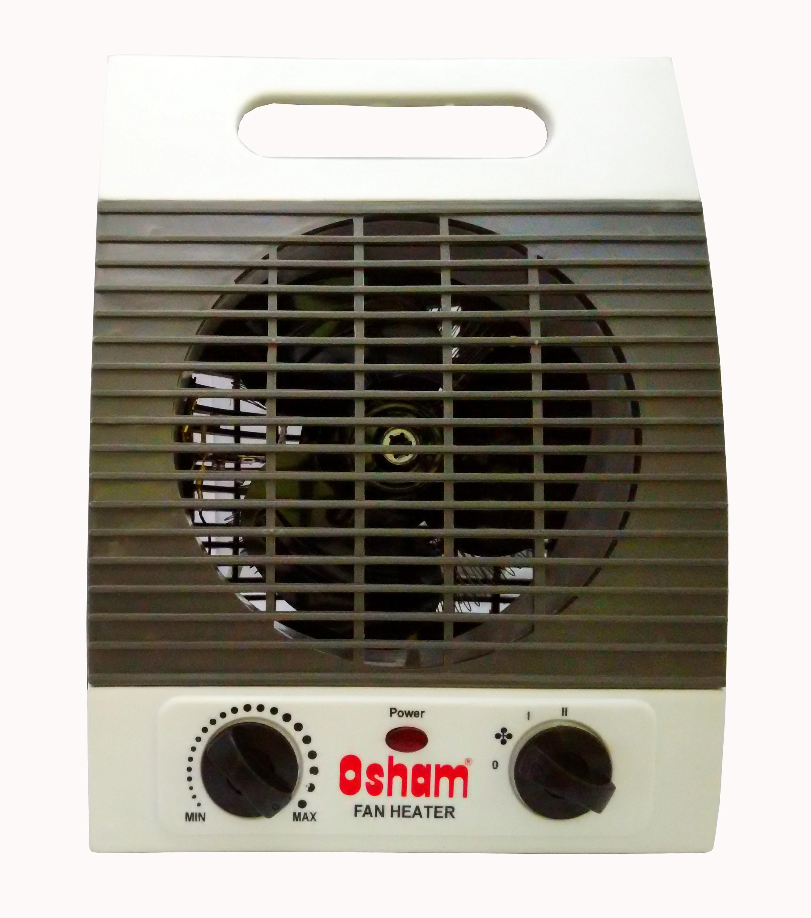 View Osham Hot Point SRH-07 Fan Room Heater Home Appliances Price Online(Osham)