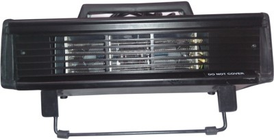 Orient 2000w Hc2003d Black Fan Room Heater