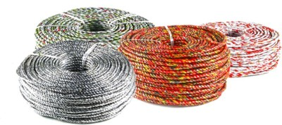 Rajratan Residential Cum Industrial Rope (Pack of 4 ) 90 m x 6 mm(Multicolor)