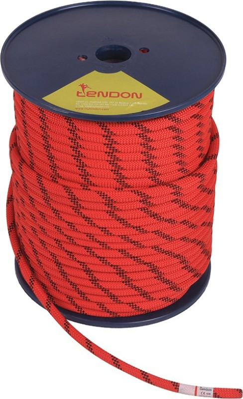 Tendon Static rope 100 m x 11 mm(Red:)