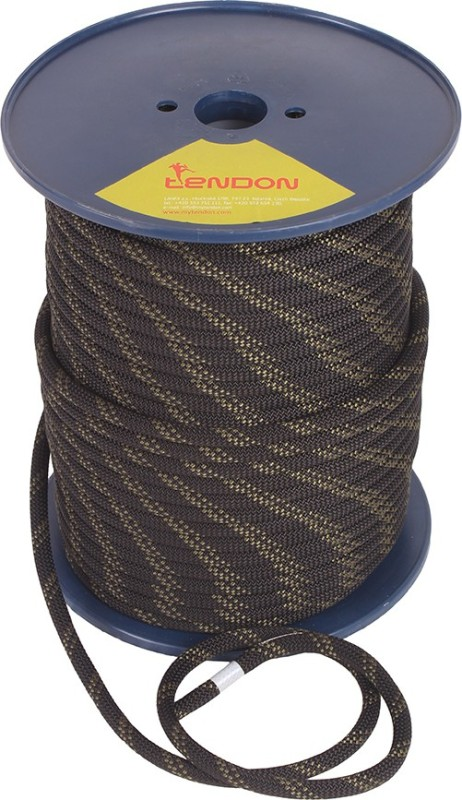 Tendon Static rope 100 m x 10.5 mm(Black)