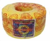 Esskay Uttam PPRope 200 m x 6 mm (Yellow...
