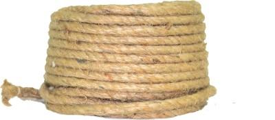 Trend Vyapaar Limited Jute Rope 1000 m x 4 mm