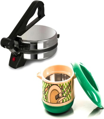 Trinetra Sales ts02rc Roti and Khakra Maker