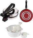 Black Cat Bc55 Dough Maker with Tawa wit...