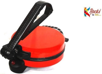 Rocks in life.... red electric Roti and Khakra Maker available at Flipkart for Rs.945