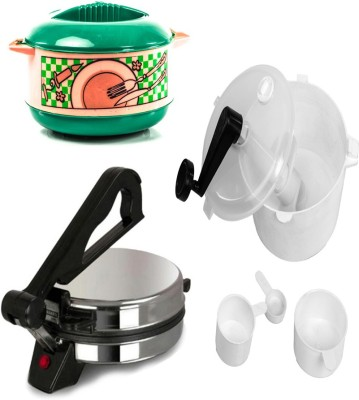 Trinetra Sales ts03 Roti and Khakra Maker