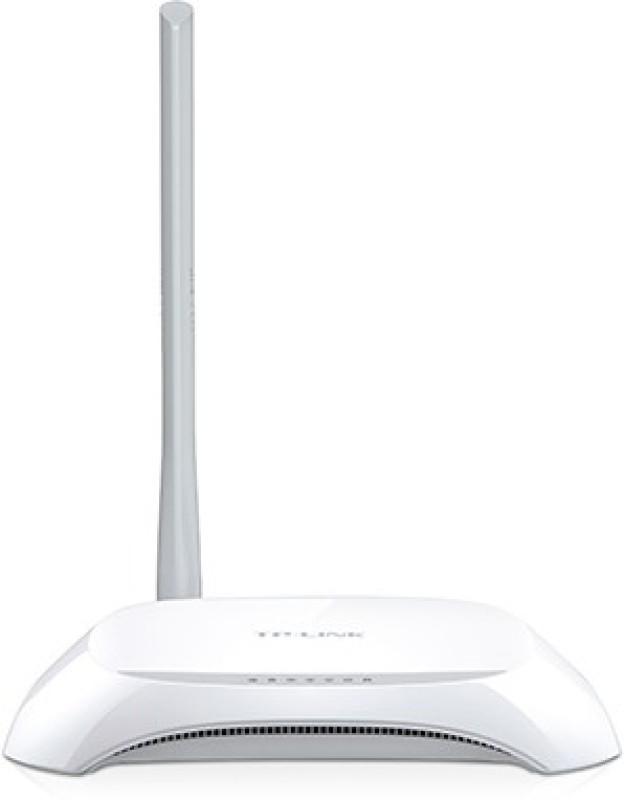TP-LINK TL-WR720N 150 Mbps Wireless N (V2) Router(White)