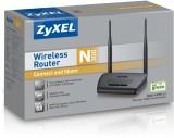 Zyxel NBG-418N V2 Router (Black)