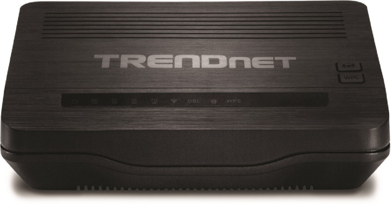 Trendnet TEW-722BRM Router(Black)