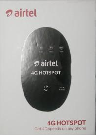 Airtel ZTE W670 Router(Black)