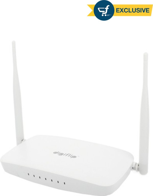 DigiFlip WR001 300 Mbps Wireless N Router