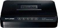TP-LINK TD-8817 ADSL2 Ethernet/USB Wired with Modem Router(Black)