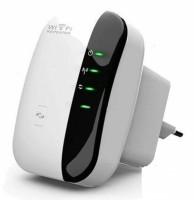 Technomart Wireless-N 300Mbps Wifi Repeater 802.11G/B/N Network Signal Extender Router(White)