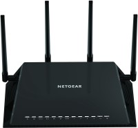 Netgear R7800 Router(Black)