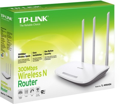 TP-LINK TL-WR845N 300 Mbps Wireless N Router