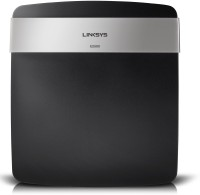 Linksys E2500 (N600) Advanced Simultaneous Dual-Band Wireless-N Router Router(Black)