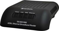 DIGISOL DG-BG1000 ADSL2/2+ Single Port Ethernet Bradband Router