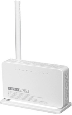 Totolink ND150 150Mbps Wireleess N ADSL+2 Moden Router Router(White)