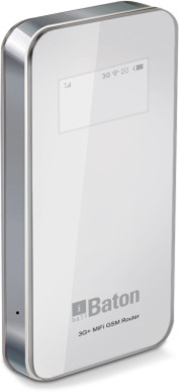 iBall iB-W3GM072G Router(White)