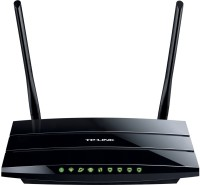 TP-LINK TD-W8970 300Mbps Wireless N Gigabit ADSL2+ Modem Router Router(Black)