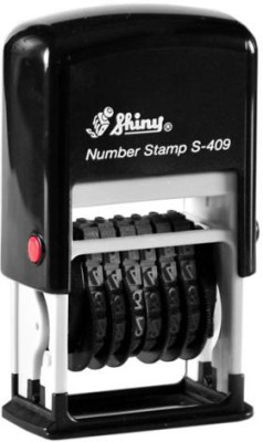 Shiny S-409 Self Inking Stamp