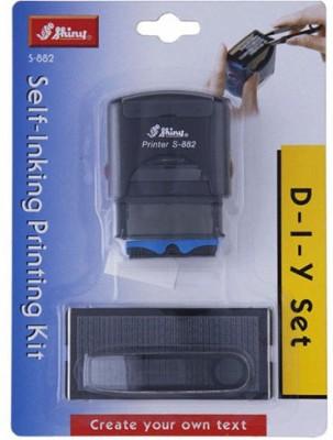 Shiny S-882 Self Inking Stamp