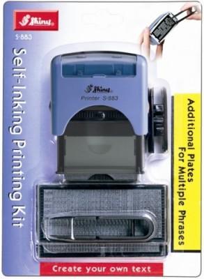 Shiny S-883 Selfink Stamp Kit