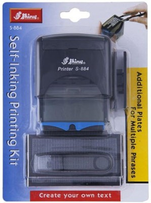 Shiny S-884 Self Inking Stamp