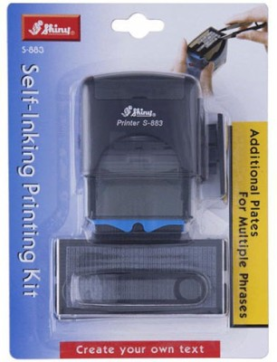 Shiny S-883 Self Inking Stamp