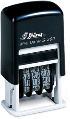 Shiny S-300 Self Inking Stamp