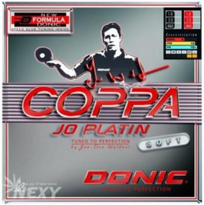 Donic Coppa Jo Platin Max Table Tennis Rubber