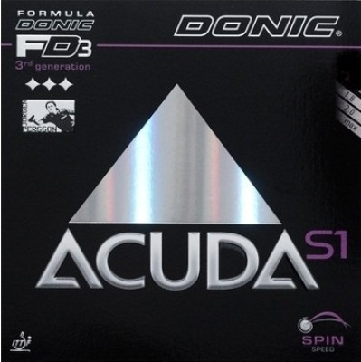 Donic Acuda S1 Max Table Tennis Rubber