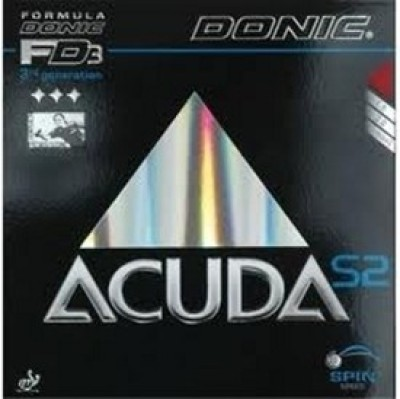 Donic Accuda S2 Max Table Tennis Rubber