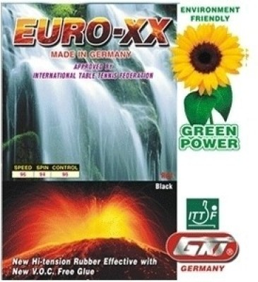 GKI Euro XX Max Table Tennis Rubber