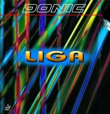 Donic Liga 2 mm Table Tennis Rubber