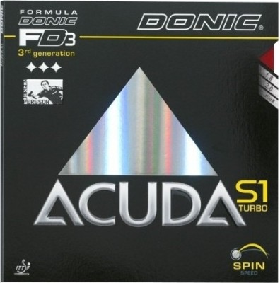 Donic Acuda S1 Turbo Max Table Tennis Rubber