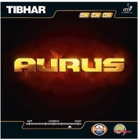 Tibhar aurus 11.3 mm Table Tennis Rubber(Red)