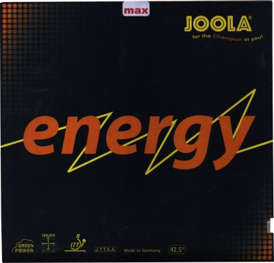 Joola 5005 Energy Max Table Tennis Rubber