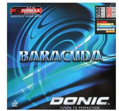 Donic Barracuda 11.3 mm Table Tennis Rubber